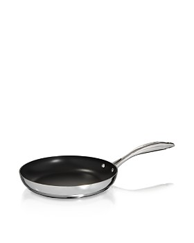 """Scanpan - CTP Mirror Polished Stainless Steel 10.25"""" Fry Pan - 100% Exclusive"""