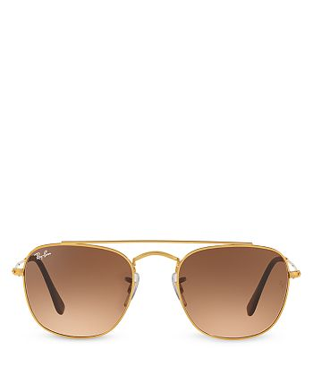 Ray-Ban - Unisex Icons Square Sunglasses, 54mm