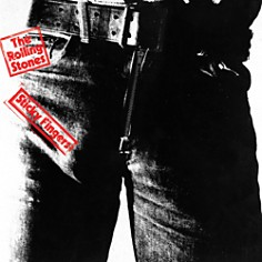 Baker & Taylor The Rolling Stones, Sticky Fingers Vinyl Record - Bloomingdale's_0