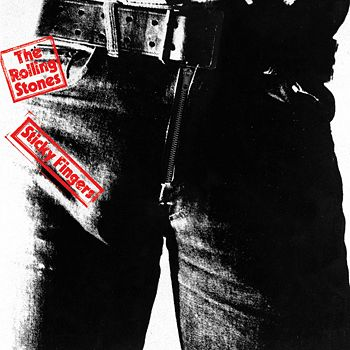 Baker & Taylor - The Rolling Stones, Sticky Fingers Vinyl Record