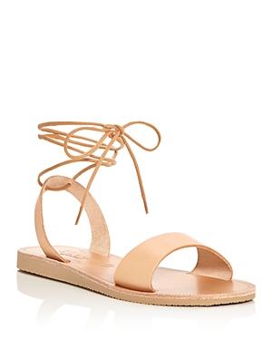 Joie Pietra Lace Up Sandals