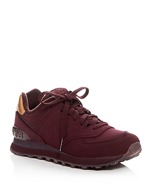 New Balance 547 Molten Metal Lace Up Sneakers