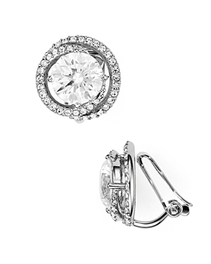 Nadri Round Clip-On Earrings-Jewelry & Accessories
