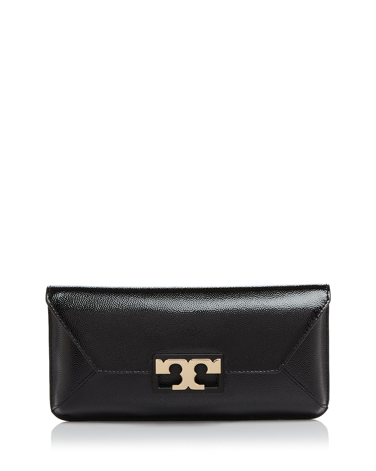Tory Burch Gigi Patent Clutch $258 (Bloomingdales)