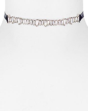 Melissa Lovy - Leo Choker Necklace