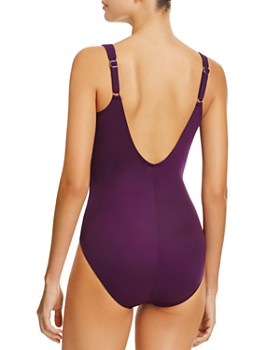 Miraclesuit - Must Have Sanibel Ruched One Piece Swimsuit