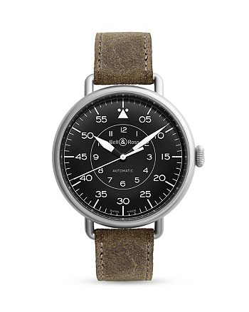 Bell & Ross - WW1-92 Military Watch, 45mm