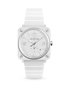 Bell & Ross BR S White Ceramic Watch, 39mm - Bloomingdale's_0