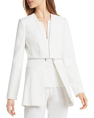 Bcbgmaxazria Derek Zip-Detail Blazer at Bloomingdale's