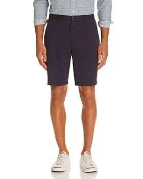 Michael Kors - Garment Dyed Stretch Cotton Shorts