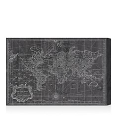 Oliver Gal World Map 1778 Wall Art - Bloomingdale's_0