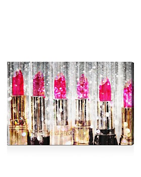 Oliver Gal - Lipstick Collection Wall Art