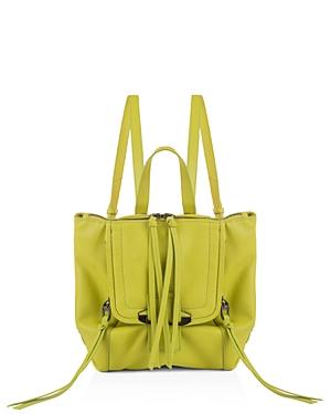 Kooba Bobbi Leather Mini Backpack