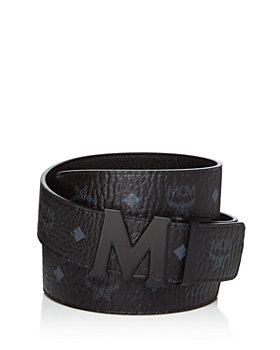 MCM - Men's Reversible Signature Belt