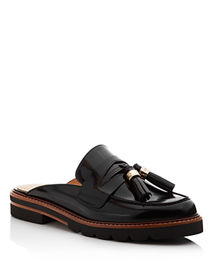 Stuart Weitzman Outnup Loafer Slides