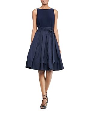 Lauren Ralph Lauren Mixed Media Dress