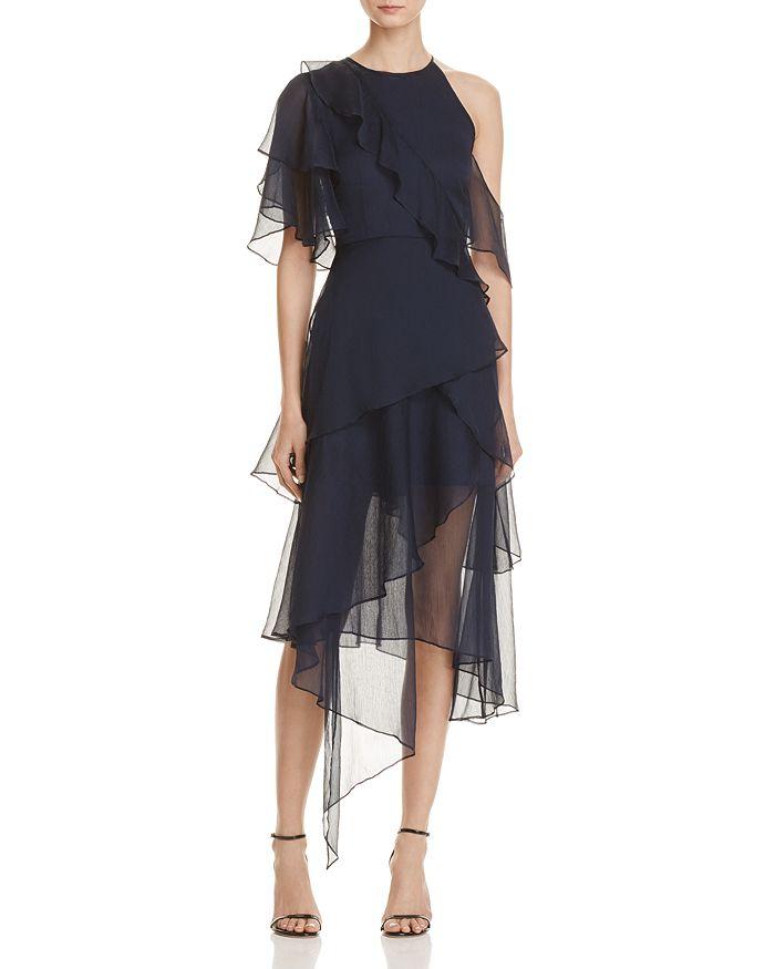 Stuart Weitzman - Keepsake Dress, Miguel Ases Earrings & More