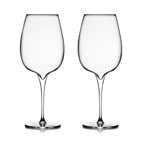 Nambé - Vie Cabernet Glass, Set of 2
