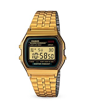 G-Shock - Vintage Digital A159 Watch, 36.8mm × 33.2mm