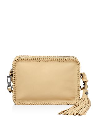 Botkier Quincy Mini Leather Crossbody