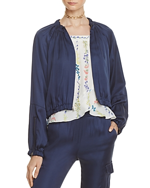 Bcbgmaxazria Cruz Blouson Bomber Jacket - 100% Exclusive