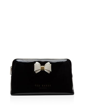 Ted Baker - Curved Bow Large Cosmetics Case