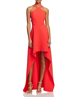 Bcbgmaxazria Cutout High/Low Gown - 100% Exclusive