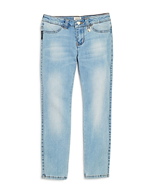 Armani Junior Girls' Light Wash Jeans - Big Kid