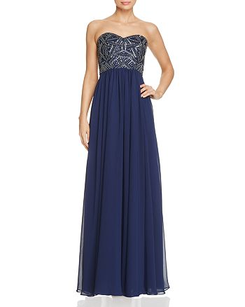 Decode 1.8 - Embellished Bodice Gown