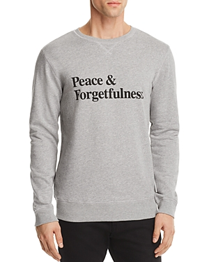 Soulland Omelette Peace & Forgetfulness Graphic Sweatshirt