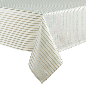 kate spade new york Harbour Drive Stripe Tablecloth, 70 Round