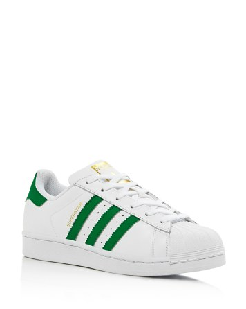 $Adidas Women's Superstar Foundation Lace Up Sneakers - Bloomingdale's