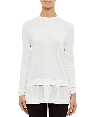 Ted Baker Layered-Look Sweater