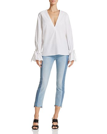 C/MEO Collective - Top & Jeans - 100% Exclusive
