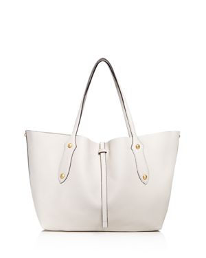 ANNABEL INGALL | Annabel Ingall Isabella Small Leather Tote | Goxip