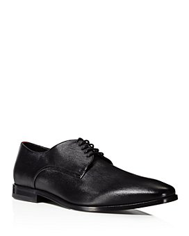 BOSS - Men's Highline Embossed Derby Plain Toe Oxfords - 100% Exclusive