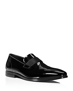 Hugo Boss Highline Patent Leather Loafers - 100% Exclusive