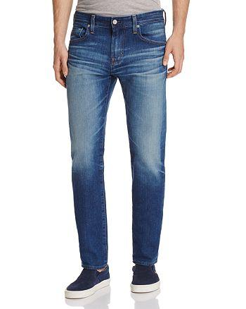 AG - 360 Denim Matchbox Slim Fit Jeans in 17 Years Presidents