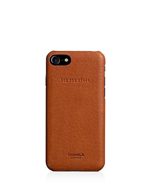 Shinola Leather iPhone 7 Case