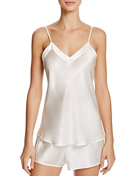 GINIA - Silk V-Neck Cami