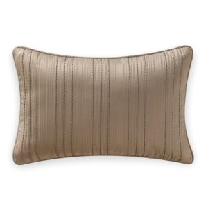 Waterford Chantelle Beaded Decorative Pillow, 12 x 18
