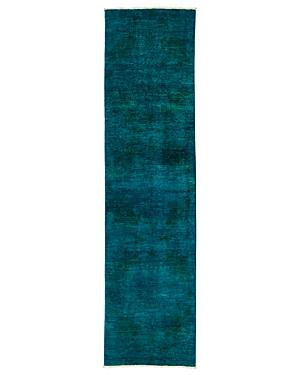 Solo Rugs Vibrance Runner Rug, 3' x 11'8