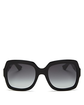 d9c9ca6ecc9 Gucci - Women s Oversized Gradient Square Sunglasses