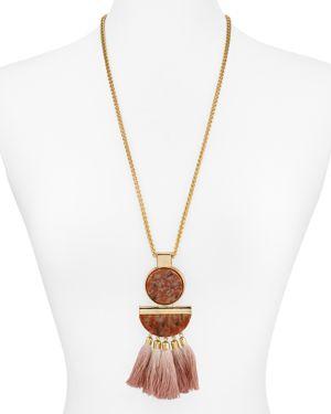 Aqua Johanna Pendant Necklace, 28 - 100% Exclusive