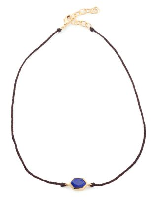 HEX CHOKER NECKLACE, 12
