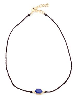 Margaret Elizabeth Hex Choker Necklace, 12