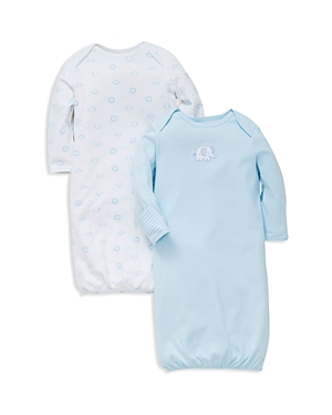 Little Me Infant Boys' Safari Gown 2 Pack - One Size