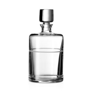 Vera Wang Bande Spirits Decanter