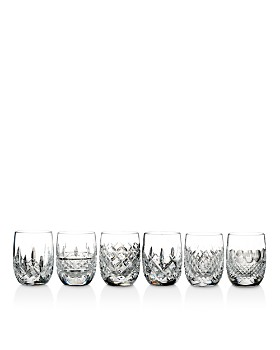 Waterford - Lismore Connoisseur Heritage Rounded Tumbler, Set of 6