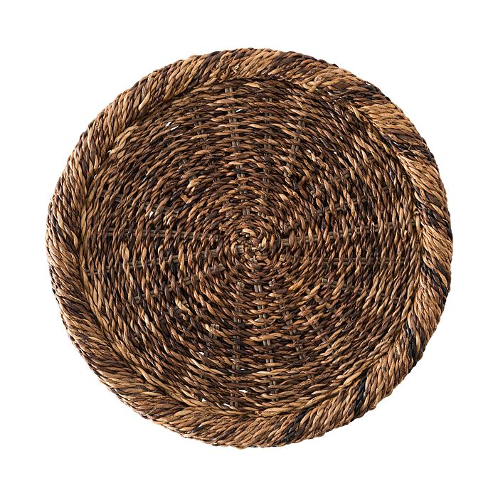 Juliska - Rustic Rope Natural Charger
